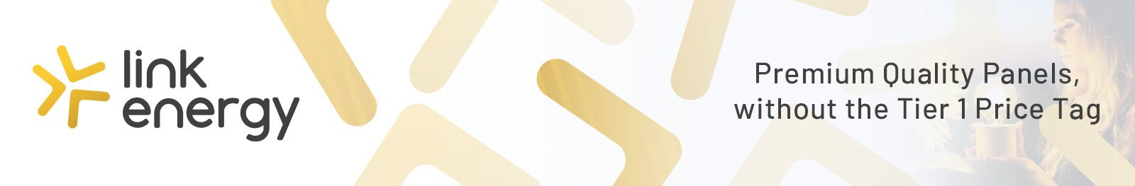 Link Energy product banner