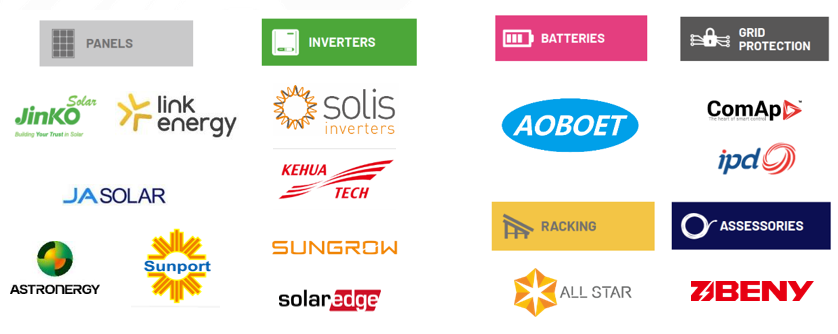 Powerark Solar Brands