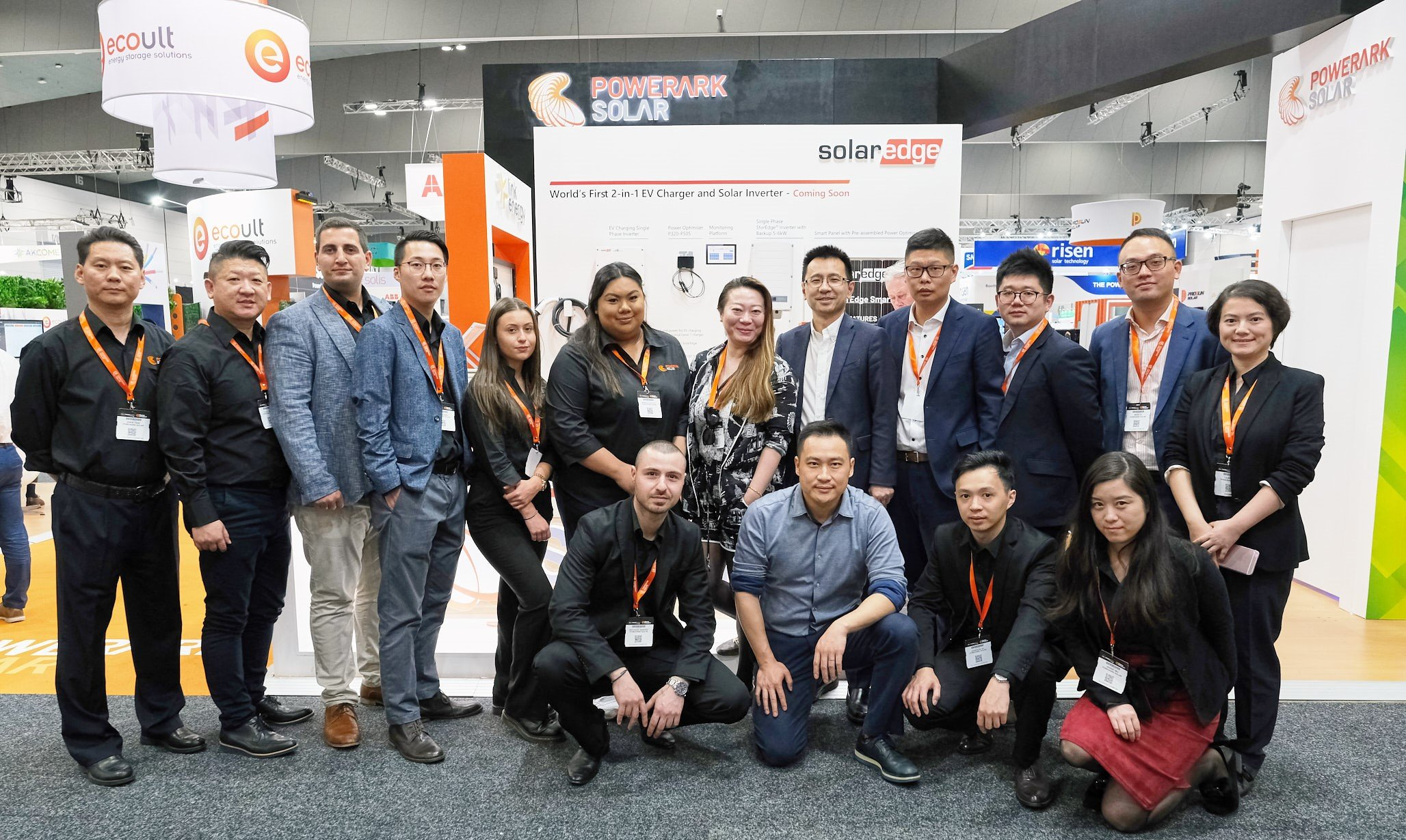 Powerark Solar at All-Energy 2019